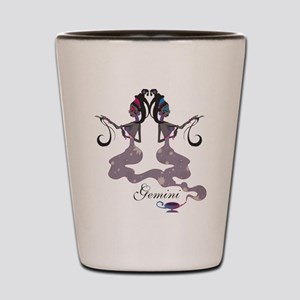 Starlight Gemini Shot Glass
